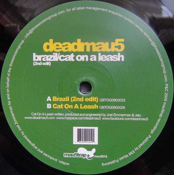 Deadmau5 - Brazil / Cat On