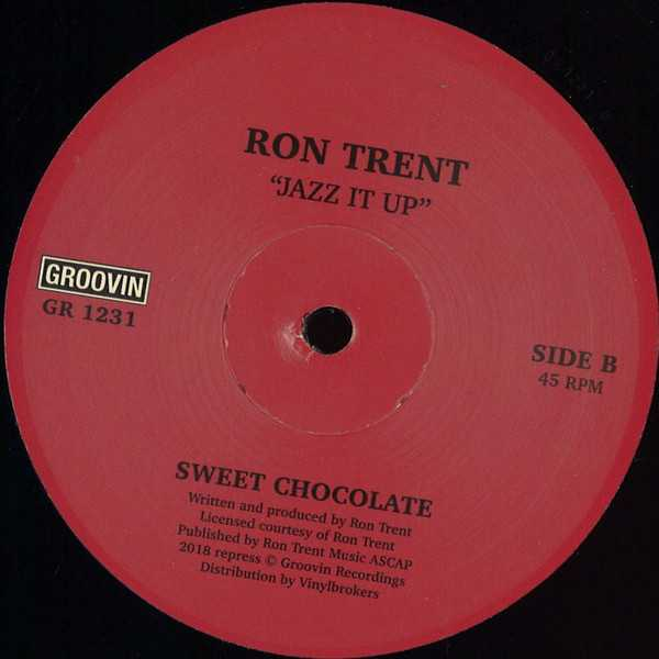 Ron Trent - Jazz It Up