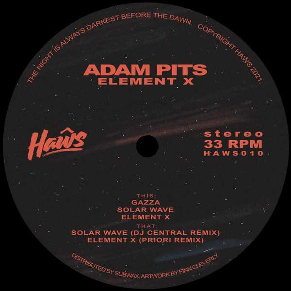Adam Pits Element X