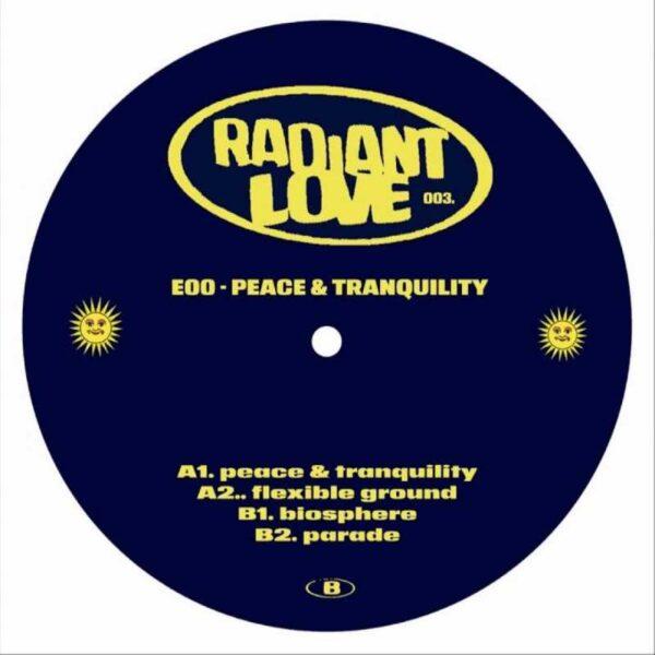 E00 - Peace & Tranquility
