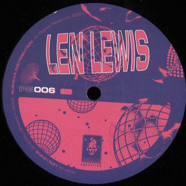 Len Lewis - Joy / Skip Up