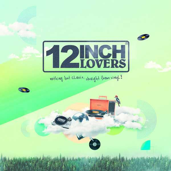 Various - 12 Inch Lovers (Sampler 3)