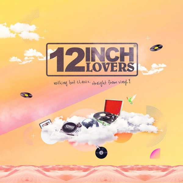 Various - 12 Inch Lovers (Sampler 4)