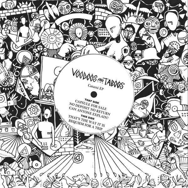 Voodoos And Taboos - Catarsi